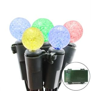 Other - String Lights Battery Operated 50 LED Multi Color
